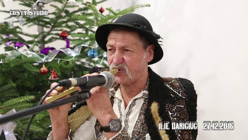 ILIE DARICIUC DEIA SUCEAVA 27 12 2016 flaut flute Romania Carpati