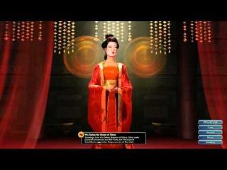 Civilization V OST   Wu Zetian Peace Theme   Gao Shan Liu Shui