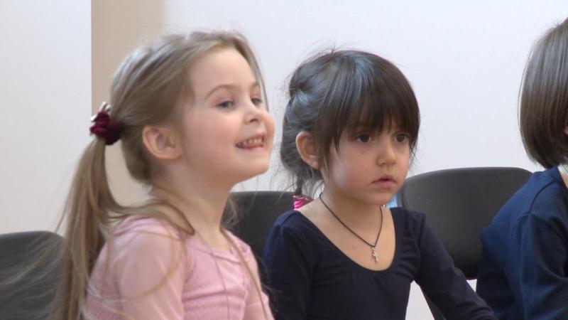 Детская студия Малого театра