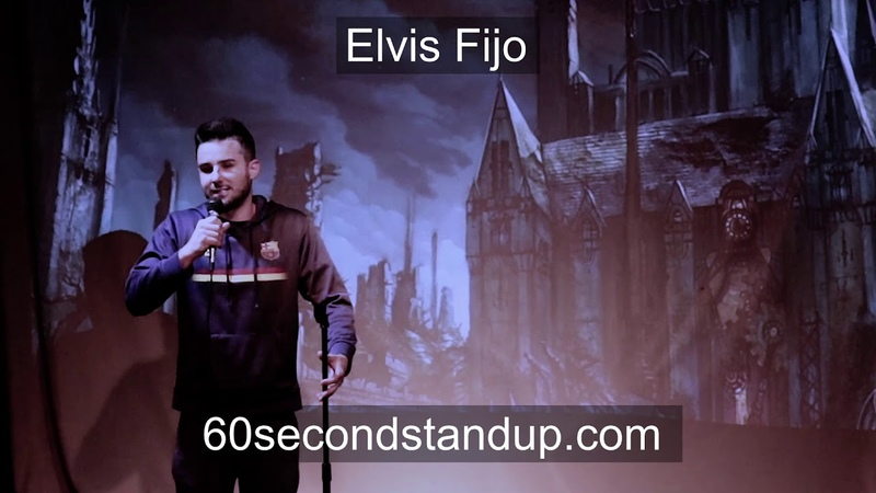 Elvis Fijo My Funny Stand Up