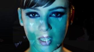 Alizée - Mes Fantomes CJ Pavel Remix Music Video