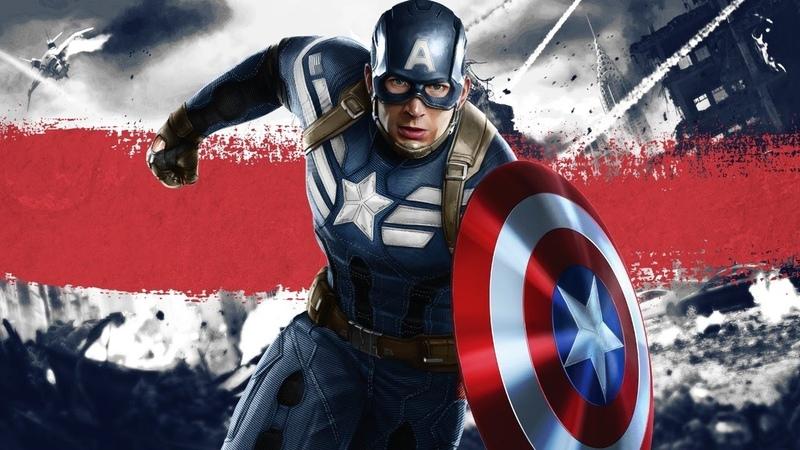 Мод Капитан Америка для GTA SA