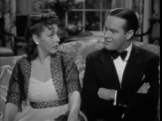 Bob Hope - Give Me A Sailor 1938 in english eng